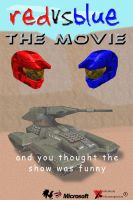red vs blue the movie by archangel-fx