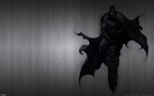 Wallpaper - Batman Arkham City by Dashyn