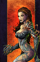 page sample: Witchblade by Paraloopable