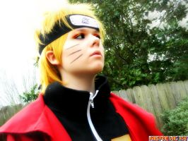 Naruto Uzumaki - In the Wind by NaruForeverSasu