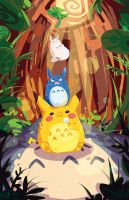 Pikatoro: Into the Forest by Pikatoro
