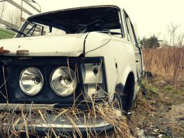 Old Car by Norbi93