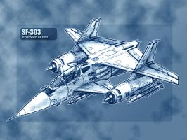 SF-303 by TheXHS