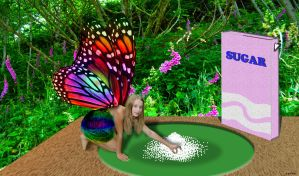 Butterfly Fairies by JustmeTD