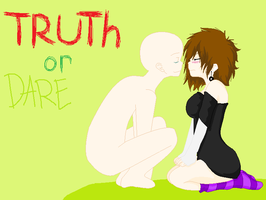 Truth Or Dare Collab -Always Open- by Black-Rose-Emy