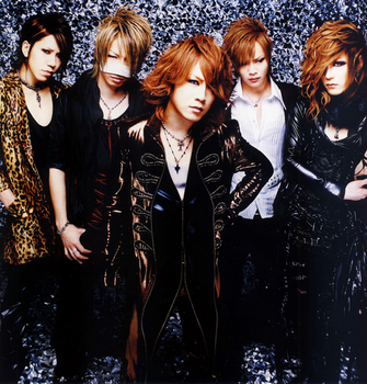 The GazettE SHIVER by ScarletAkatsuki