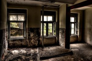 Abandoned Building by ToRom
