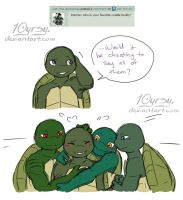 Ask the AU Turtles: 14 by 10yrsy