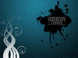 Limkokwing Wallpaper by uzey