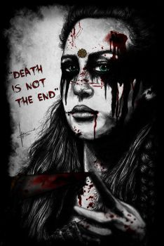 Blood Must Have Blood: Heda Lexa by LucyRedfield