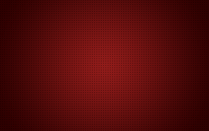 Dots On Red by donvito62