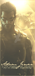 Adam Jensen Avatar by Athraxas