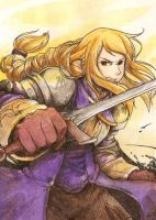 FFT - Agrias by Pompi