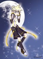 Kagamine Len Append by Penny6