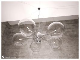 Balloon Lamp by Semsa
