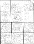 Mission 7 - Page 4 - Toby WIP by Salioka-chan