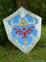 Hylian Shield by xAllion