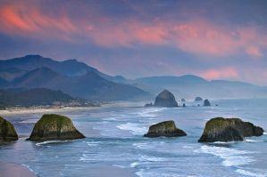 Ecola Twilight by JoshHardin