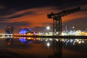 Glasgow by Xettpl