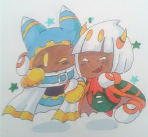 Magolor and Taranza by Crashkirby888
