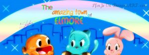 The amazing town of Elmore by SfinJe