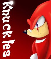 Knux =3 by VagabondWolves