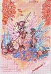 LovercAts_ The Sisters Fairies_ by Starlightina88