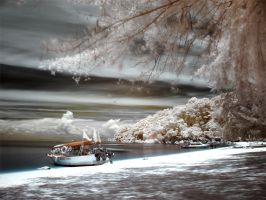 iNfraRed series - terengganu 3 by shin-ex