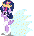 Princess Twilight Sparkle by Canterlotian