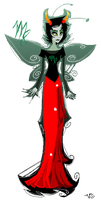 Headcanon Kanaya by Ink-Blooded
