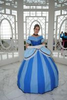 Historically Accurate Cinderella Cosplay by ASKInfinity