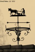 Weather Vane by bluesgrass