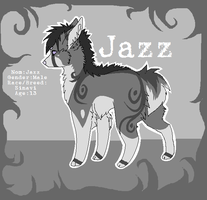 ref- Jazz by wolfy-13