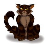 Tigerstar - Warrior of the Week by MaeraFey