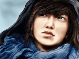Lee Min Ho-Faith by jmlnike