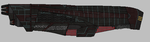 Tenebrean Repulse carrier colors by Athalai-Haust