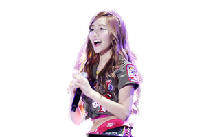 [PNG/Render #4] SNSD's Jessica by ddhAngela