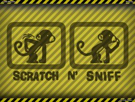 Scratch n Sniff by ydeviant