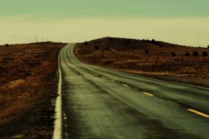 winding road by Soyismyhomeboy