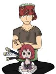 Zoro Strong World by Saawah