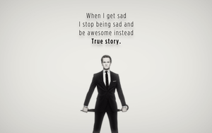 Barney Stinson Wallpaper by Offset-Zero