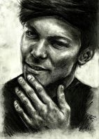 Louis Tomlinson by iMeshQa