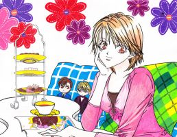 Skip Beat by KittyNeko-kun