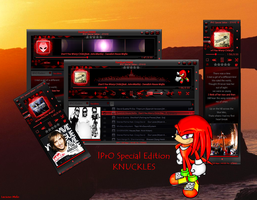 Foobar lPrO Special Edition Knuckles by KiN4 by lucdms