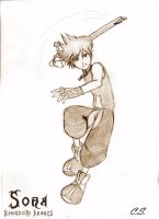 Sora Sketch by Cate397