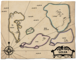 Map Gelea by Looji