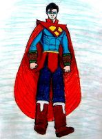 Avatar SUPERMAN by Supajames1