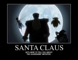 Motivation - Santa Claus by Songue
