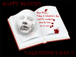 Macabre Valentine's by Undead-Academy