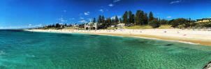 Cottesloe Beach by WhiteWay
